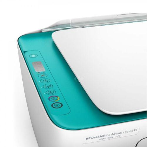 Impresora Multifunci 243 N Hp Deskjet Advantage Mf 2675 Offi